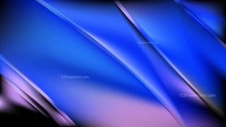 Black Blue and Purple Diagonal Shiny Lines Background Vector Illustration