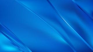 Blue Diagonal Shiny Lines Background Vector Art