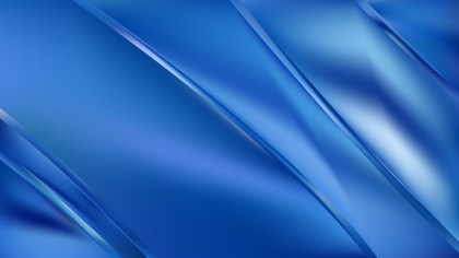 Abstract Blue Diagonal Shiny Lines Background Design Template
