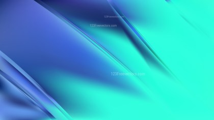 Blue Diagonal Shiny Lines Background Vector Illustration