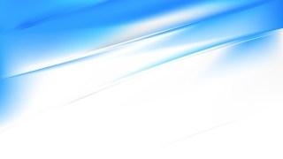 Blue and White Diagonal Shiny Lines Background Image