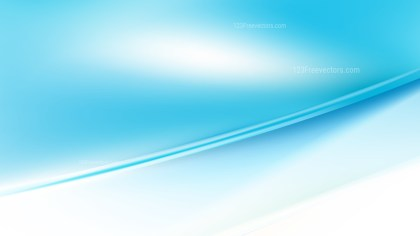 Blue and White Diagonal Shiny Lines Background