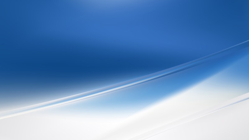 Abstract Blue and White Diagonal Shiny Lines Background Illustration