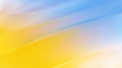 Blue Yellow and White Diagonal Shiny Lines Background