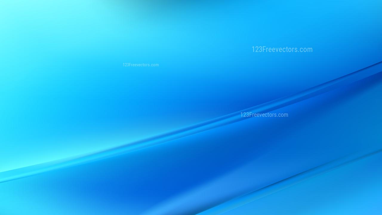 Bright Blue Diagonal Shiny Lines Background Image