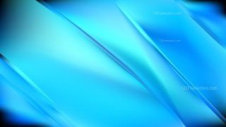 Abstract Bright Blue Diagonal Shiny Lines Background