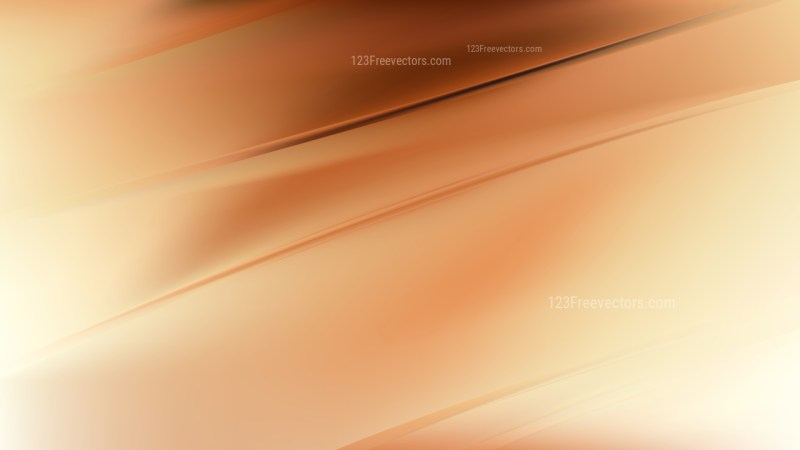 Brown Diagonal Shiny Lines Background Vector Art