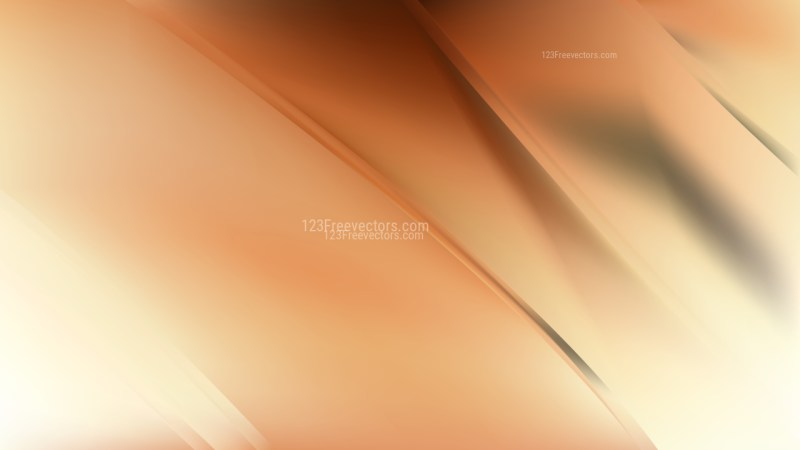 Abstract Brown Diagonal Shiny Lines Background