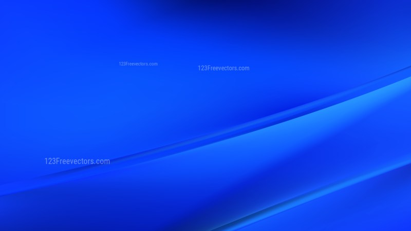 Abstract Cobalt Blue Diagonal Shiny Lines Background Illustration