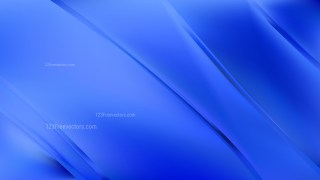 Cobalt Blue Diagonal Shiny Lines Background Vector Illustration