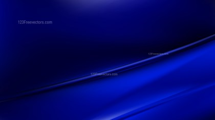 Cool Blue Diagonal Shiny Lines Background Vector Illustration