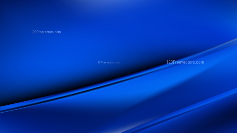 Cool Blue Diagonal Shiny Lines Background Vector Art