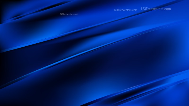 Cool Blue Diagonal Shiny Lines Background