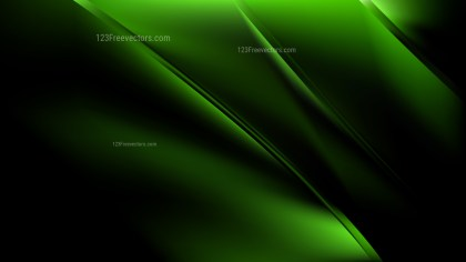 Abstract Cool Green Diagonal Shiny Lines Background Design Template