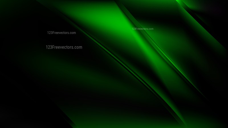 Cool Green Diagonal Shiny Lines Background
