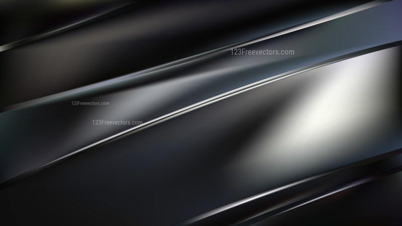 Abstract Cool Grey Diagonal Shiny Lines Background