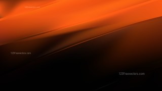 Abstract Cool Orange Diagonal Shiny Lines Background Design Template
