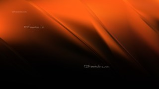 Abstract Cool Orange Diagonal Shiny Lines Background