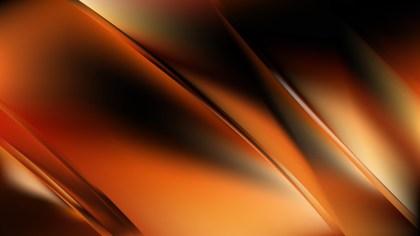 Cool Orange Diagonal Shiny Lines Background Vector Art