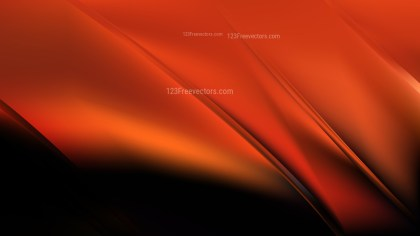 Cool Orange Diagonal Shiny Lines Background Image