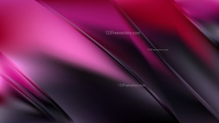 Abstract Cool Pink Diagonal Shiny Lines Background