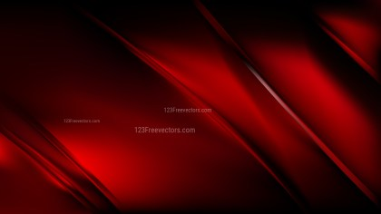 Abstract Cool Red Diagonal Shiny Lines Background Illustration