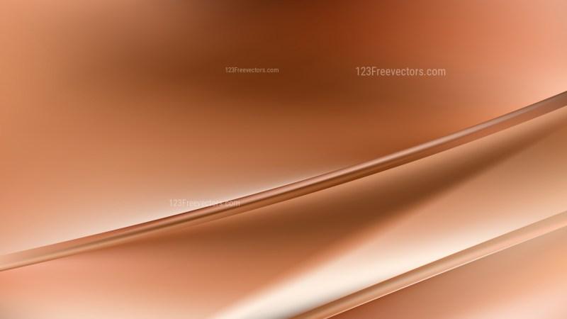 Copper Color Diagonal Shiny Lines Background