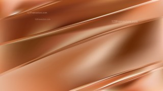 Copper Color Diagonal Shiny Lines Background Vector Art