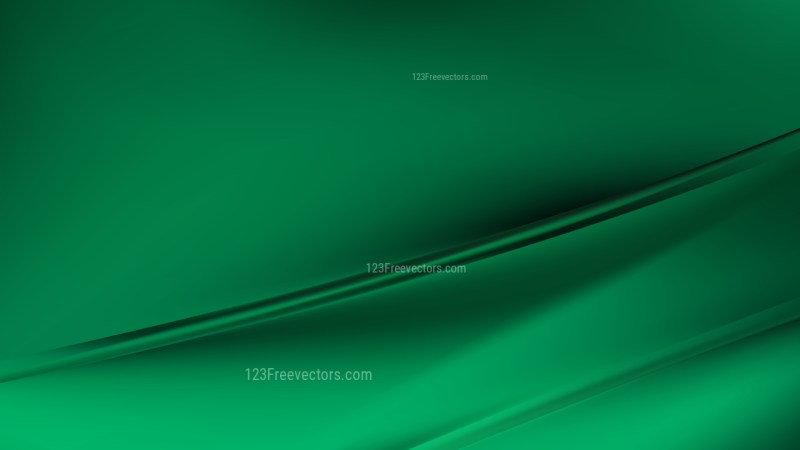 Abstract Dark Green Diagonal Shiny Lines Background Design Template