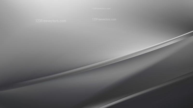 Dark Grey Diagonal Shiny Lines Background Vector Illustration