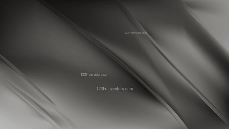 Abstract Dark Grey Diagonal Shiny Lines Background Vector Image