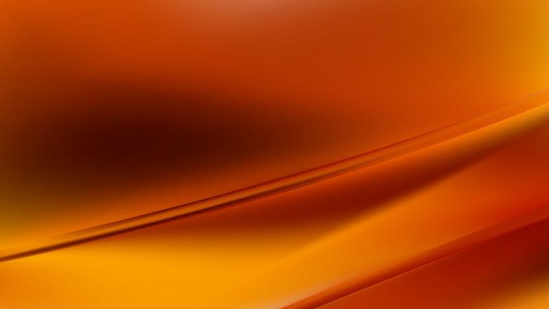 Dark Orange Diagonal Shiny Lines Background Vector Art