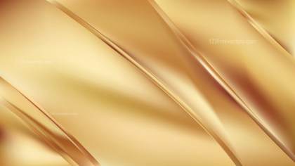 Gold Diagonal Shiny Lines Background Vector Illustration