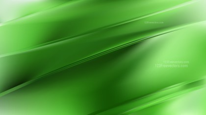 Abstract Green Diagonal Shiny Lines Background Design Template