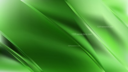 Abstract Green Diagonal Shiny Lines Background Vector Image