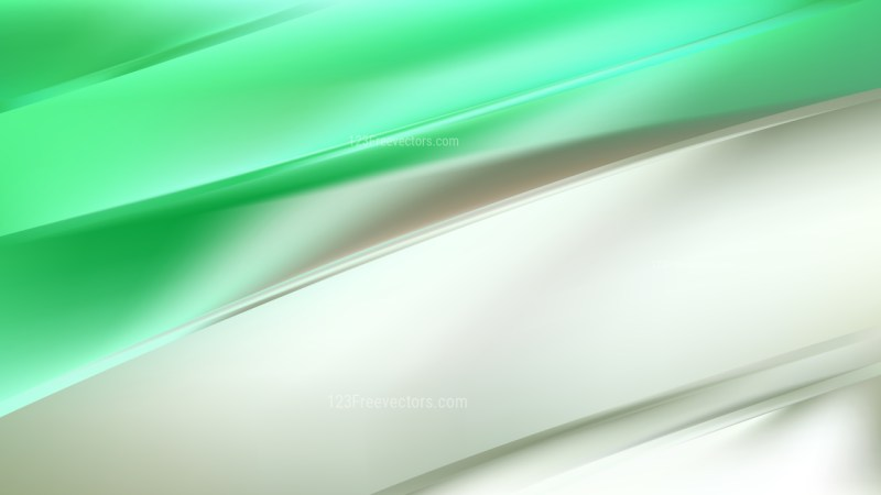 Green and Beige Diagonal Shiny Lines Background
