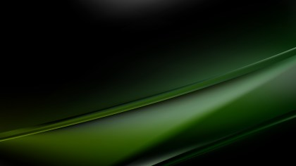 Green and Black Diagonal Shiny Lines Background