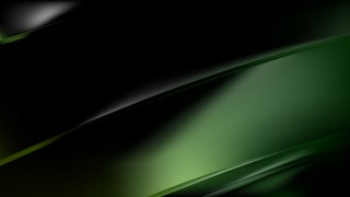 Abstract Green and Black Diagonal Shiny Lines Background Design Template