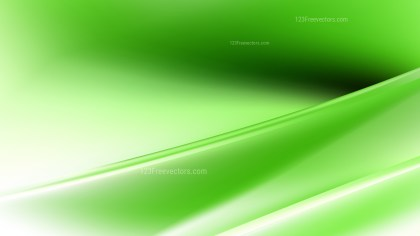Green and White Diagonal Shiny Lines Background Vector Art