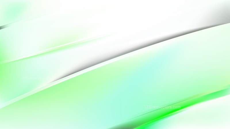Green and White Diagonal Shiny Lines Background Image