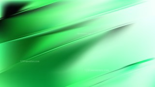 Green and White Diagonal Shiny Lines Background Vector Illustration