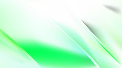 Abstract Green and White Diagonal Shiny Lines Background Illustration