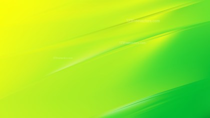 Abstract Green and Yellow Diagonal Shiny Lines Background