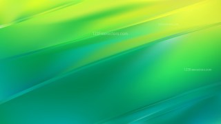 Green and Yellow Diagonal Shiny Lines Background