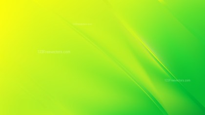 Green and Yellow Diagonal Shiny Lines Background Vector Illustration
