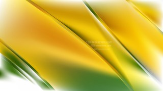 Abstract Green Yellow and White Diagonal Shiny Lines Background