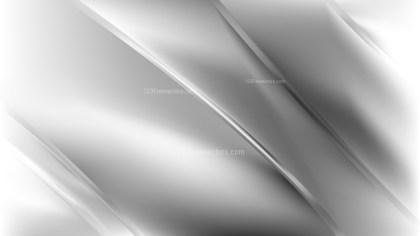 Grey and White Diagonal Shiny Lines Background Image