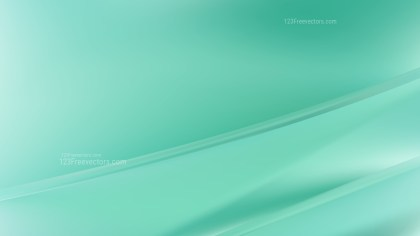 Abstract Mint Green Diagonal Shiny Lines Background Design Template