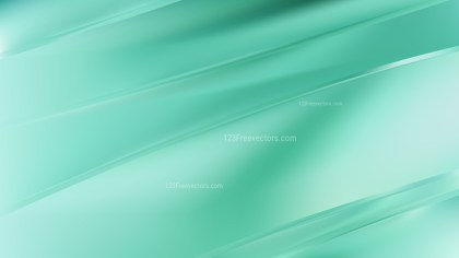 Abstract Mint Green Diagonal Shiny Lines Background