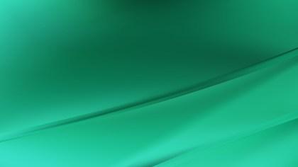 Mint Green Diagonal Shiny Lines Background Vector Illustration